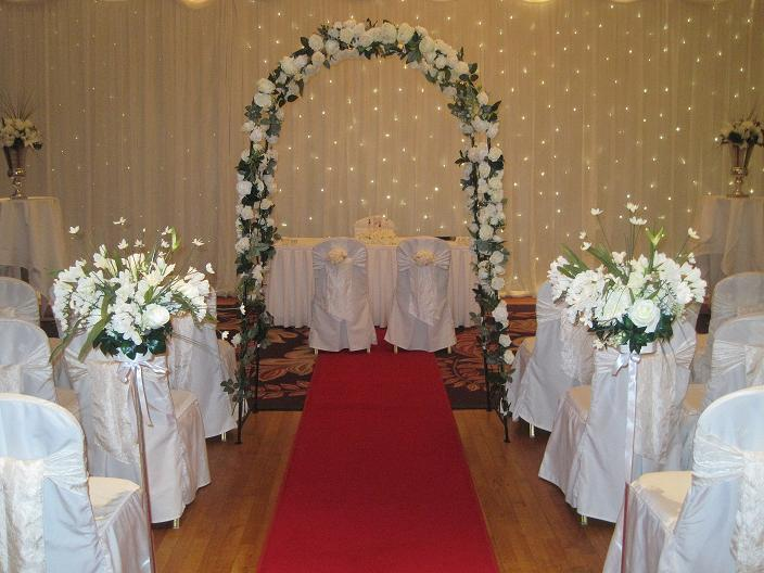 Civil Wedding Decoration Ideas: Civil Ceremony Decor By All About Weddings